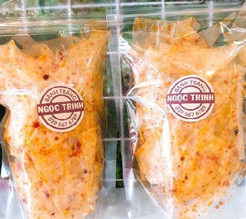 Dịch vụ gửi bánh tráng đi Mỹ – Giao tận nhà