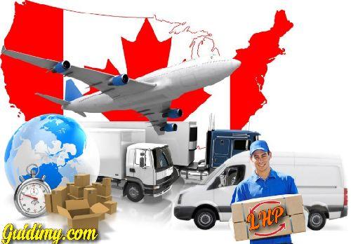 Địa chỉ gửi hàng đi Canada tại Hà Nội tin cậy